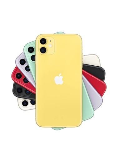 Apple iPhone 11 256 GB Yellow (Aksesuarsız) Sarı
